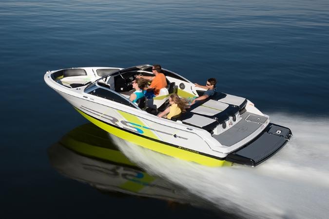 Skipperfox® Four Winns super Sportboot der neuesten Generation