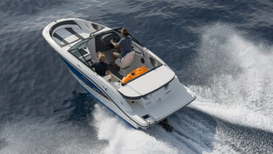Skipperfox® SeaRay 190 SPX
