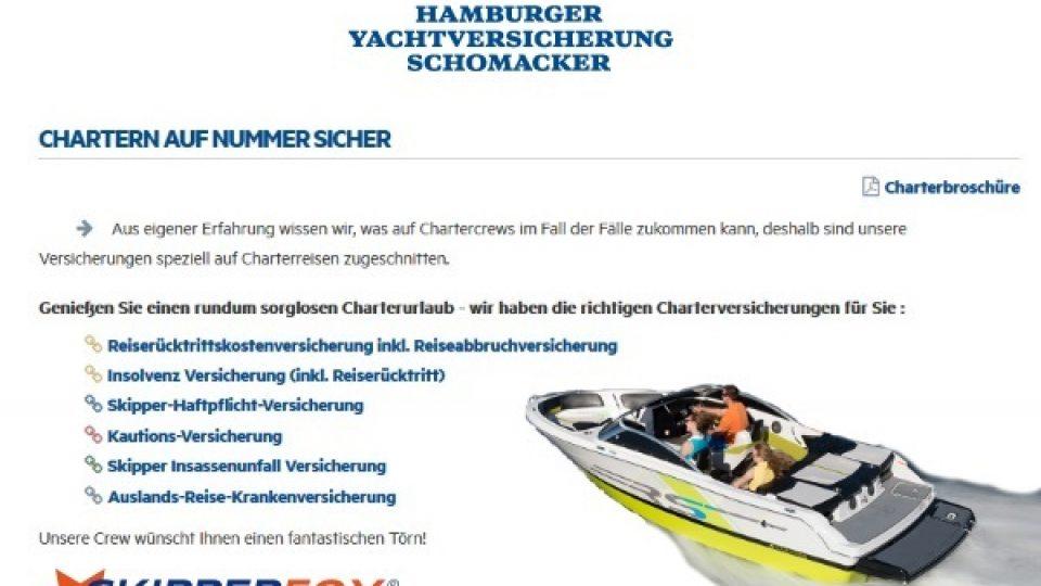 Hamburger Yachtversicherung SKIPPERFOX