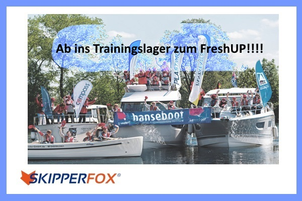 Hanseboot mit SKIPPERFOX®