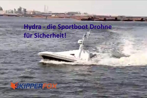 Hydra Sportboot Drohne