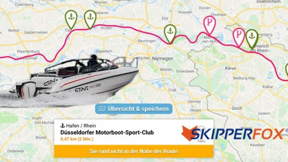 Navinaut Sportboot Scout