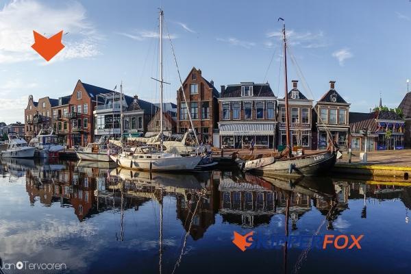 SKIPPERFOX® Bootfahren überall in Holland