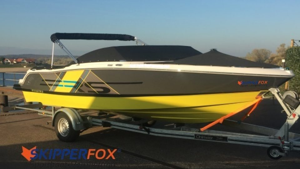 SKIPPERFOX® Motorboot Trends
