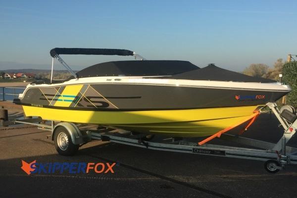 SKIPPERFOX® Motorboot Trends