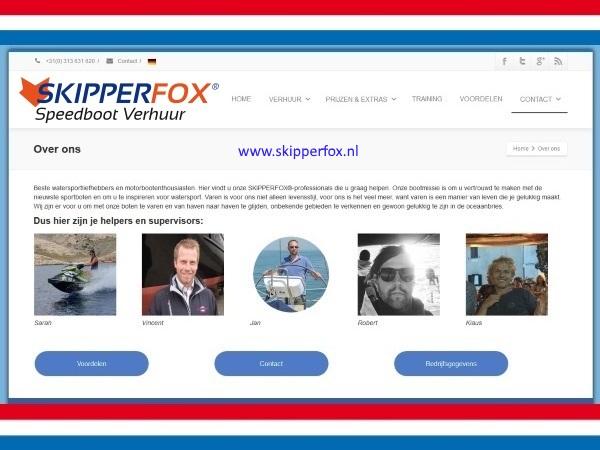 SKIPPERFOX Holland