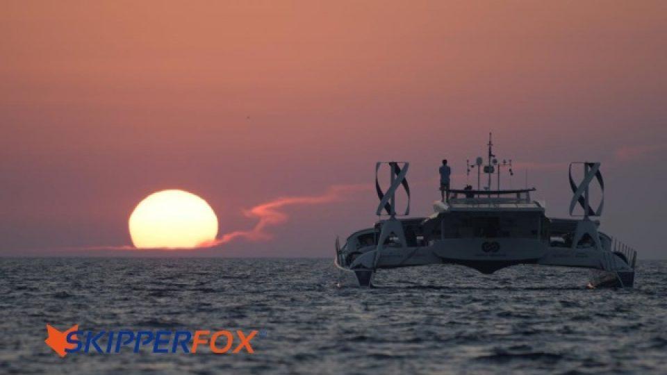 SKIPPERFOX Katamaran Offshore Energy