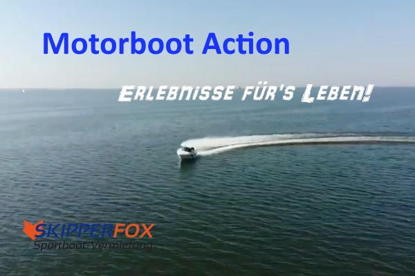 SKIPPERFOX Motorboot Action