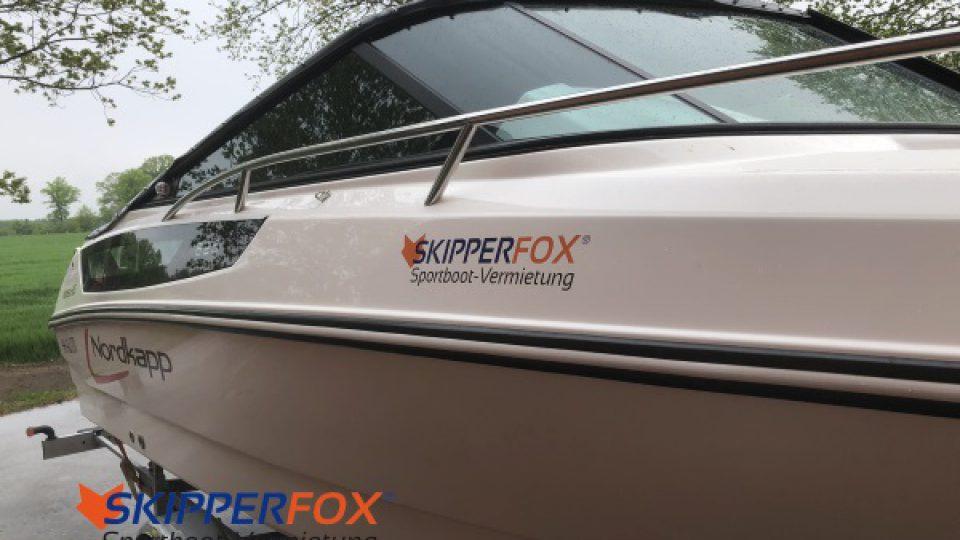 SKIPPERFOX-Wasserspaß-auf-See