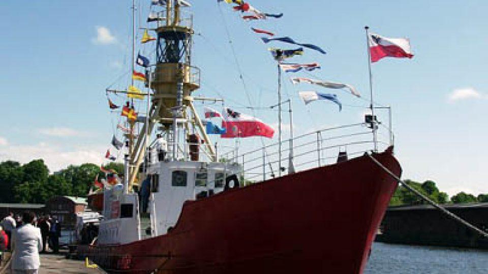 Skipperfox® Gottesdienst für Motorboot Fahrer