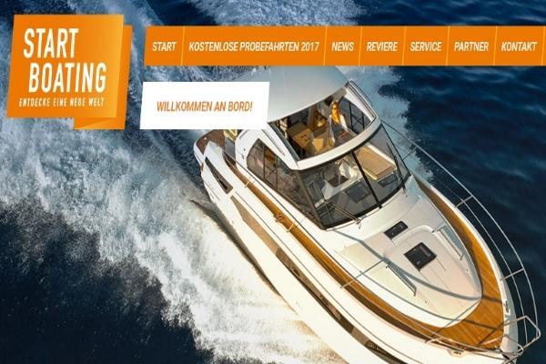 Skipperfox® Start Boating Sportboote