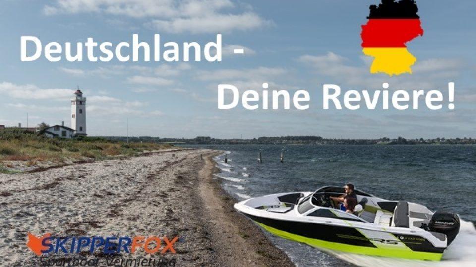 Skipperfox Deutschland Deine Reviere