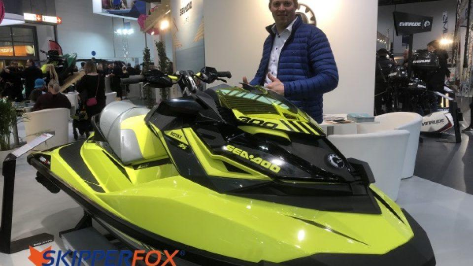 Skipperfox Jet-Ski SeaDoo